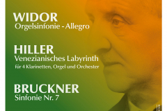Plakat Bayerisches Ärzteorchester 2018